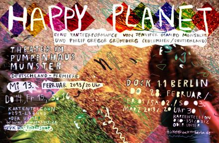 2013 – Happy Planet