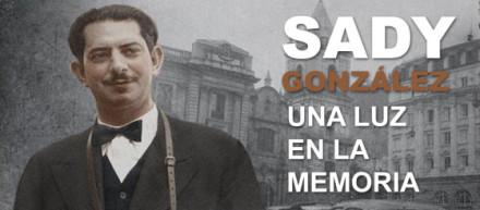 2015 – Sady Gonzales, Una Luz en la Memoria